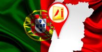 Distrito de Coimbra Portugal