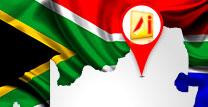 Johannesburg CBD, Gauteng South Africa