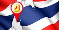 Changwat Surat Thani Thailand